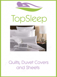 Quilts, Duvet Covers and Sheets